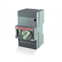Mando ABB Electrico a Distancia de Sobreponer 110-250 Vac Pata Breaker T1 a T3 - Ref: 1SDA059597R1
