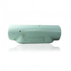 Conduleta CROUSE HINDS Serie 7 NEMA3R Forma - C 2 Pulg En Aluminio - 640605-C-67 CG C-TAPA Y EMP