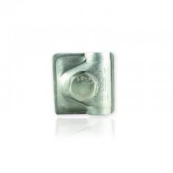Grapa OBO Universal Cruz Paralela Rd810mm Aluminio      - 249-ALU