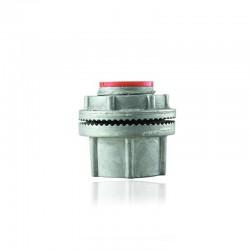 HUB CROUSE HINDS Hembra - Hembra de 3-4 Pulg en Aluminio - STA 2