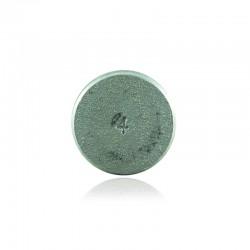 Tapon CROUSE HINDS de 1 1-2 Pulg Rosca Cuadrante interno en Aluminio - PLG-5