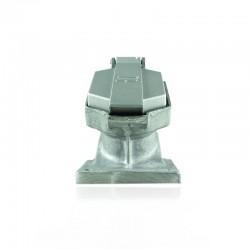 Toma Crouse Hinds Sencilla 20 Amp 125V Sin Caja