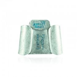 Conector Tipo cuña AMPAC 2-0 - 2-0 x 4-0 - 2AWG - 600411