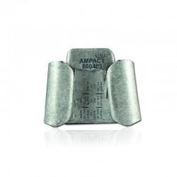 Conector Tipo cuña AMPAC 1-0 - 1-0 x 2-0 - 2 AWG - 600403