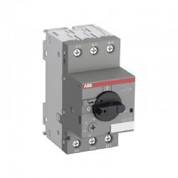 Guardamotor ABB Tipo MS116 4 0 - 6 3A 230V 50KA - Ref: 1SAM250000R1009
