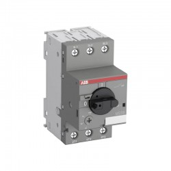 Guardamotor ABB Tipo MS116 1 0 - 1 6A 230V 50KA - Ref: 1SAM250000R1006