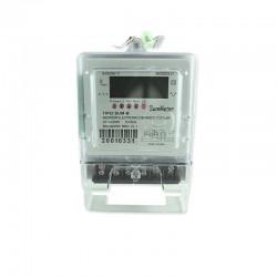Contador Electrónico Bifásico 5-100A  Lcd                - CL 1 CALIBRADO