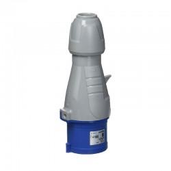 Clavija LEGRAND  Industrial  32AMP 3P-T 200-250V IP44    - 555235