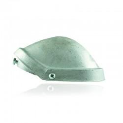 Capacete Liso en Aluminio para Tuberia EMT de 1 1-2