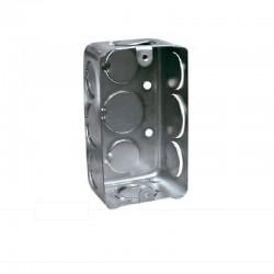 Caja Metalica Galvanizada de 5800 para Interruptores y Tomas - 33-6-20-EX CAL 20-RETIE