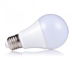 Bombillo ahorrador LED 7W Luz Blanca - 3600-5000K