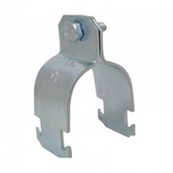 Abrazadera Ajustable 2 Pulgadas Incluye tornillo y tuerca