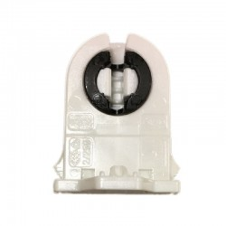 Socket Fluorescente Centro Lampara 23Mm G13