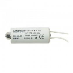 Condensador para Luminaria de 10 uF a 330 Vac INADISA - C12310