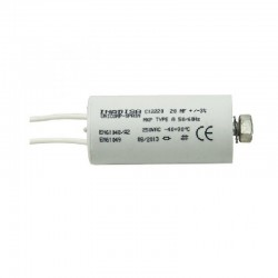 Condensador Inadisa 10 Microfaradios-250V - C12210