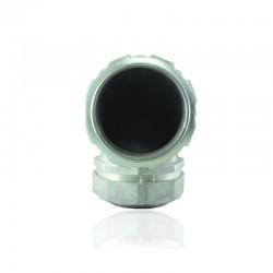 Conector Coraza Liquid - Curvo 4 Pulg-