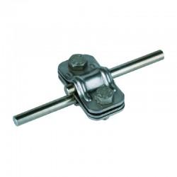 Grapa Bimatalica DEHN Union Alambron - Cu 8-10 mm - 459129