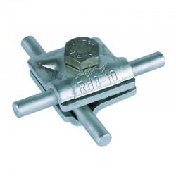 Grapa DEHN Universal Cruz-Paralela Rd810mm Aluminio - 390051