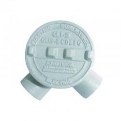Caja Redonda Gua Con Tapa 11-2 Pulgadas Tipo C Roscado - S7-GUAC150