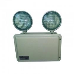 Luminaria CROUSE HINDS Emerg Led 6 4W Caja Plastica - L3-2H LED 120VAC 60HZ