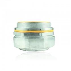 Conector Coraza Liquid Tight Recto 4 Pulgadas - 4900402