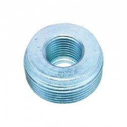 Reduccion Bushing CROUSE HINDS Serie RE para areas peligrosas de 2 Pulg X 1 Pulg en Aluminio - RE63 SA