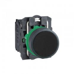 Pulsador Telemecanique Negro 1Na - XB5AA21