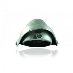 Capacete Liso en Aluminio para Tuberia EMT de 1