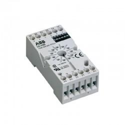 Base Para Rele tipo Universal 11 Pines Cr-U3S - Ref: 1SVR405660R0000