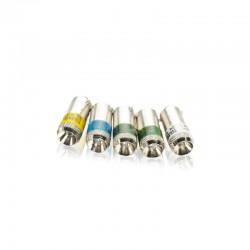 LED ABB VERDE 4-6mA KA2-2141 110-130Vac   - 1SFA616921R2142