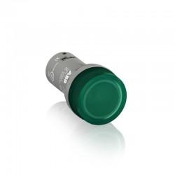 Piloto ABB de Señalizacion con Led Incluido de Color Verde 230Vac - Ref: 1SFA619403R5232-CL-523G