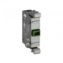 Bloque de Contactos ABB Linea Modular 22mm MCB-10 1NA - Ref: 1SFA611610R1001