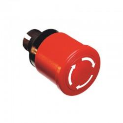 Cabeza ABB Para de Emergencia 40mm Desengrana con Giro - Ref: 1SFA611510R1001