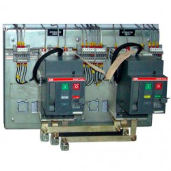 Kit de Transferencia ABB 400A T5N - Ref: 1SDX057532R1+1SDX057531R1
