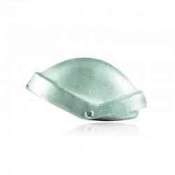 Capacete Liso en Aluminio para Tuberia EMT de 4