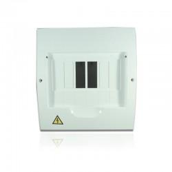 Tablero CILES Monofásico Para Breaker Enchufable 4 Circuitos Al-Cu100A - 110V AL-CU 730001U