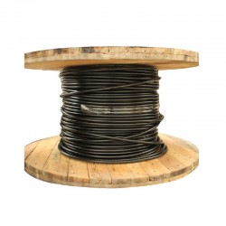 Cable de Aluminio Aislado No 350 MCM Serie 8000 Libres de Halogenos
