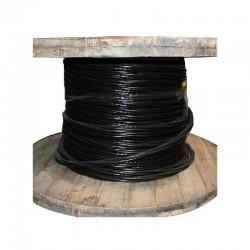 Cable Multiplex Cuadruplex 3 x 95 mm + 50 mm Aislado de 3 x 4-0 + 1-0