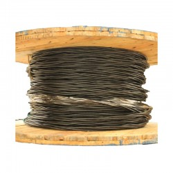 Cable Multiplex Triplex 2 x 50 mm + 50 mm Aislado de 2 x 1-0 + 1-0 ACSR