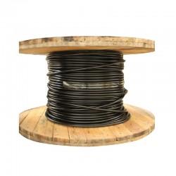 Cable XLPE de 15 KV No 2-0 AWG ACSR para Red Ecologica Metro