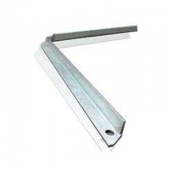 Diagonal en V Cruceta Metalica de 1 50 mts