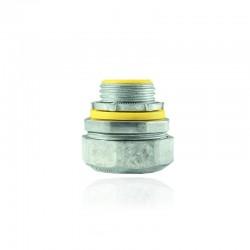 Conector Coraza Liquid Tight Recto 1-2 Pulgadas - 4900394