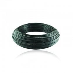 Cable de Cobre Aislado No 14 de METRO - THHN - Color Negro