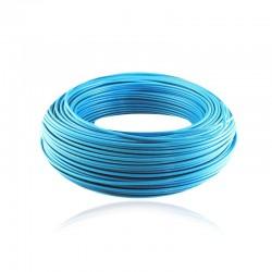 Cable De Cobre Aislado Thhn No- 12 (Metro) - Color Azul