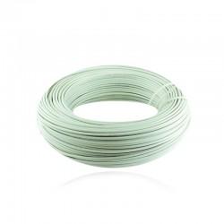 Cable De Cobre Aislado Thhn No- 12 (Metro) - Color Blanco