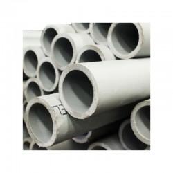 Tubo PVC Conduit SCH40 1-2 Pulgadas X 3 mts Gris