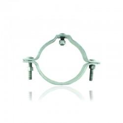 Abrazadera o Collarin para Transformador de 7 - 8 pl 2 -Bajo Silicio 180 mm