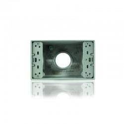 Caja Tipo RADWELL 5800 Con Salida 1 Pulgadas 3 Huecos