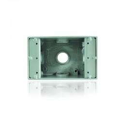Caja Tipo RADWELL 5800 Con Salida 1-2 Pulgadas 5 Huecos