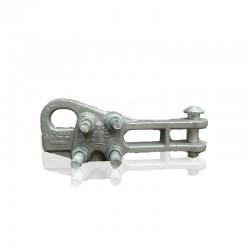 Grapa Retencion Aluminio Tipo Recto 1-0-266 AWG 2 Ues